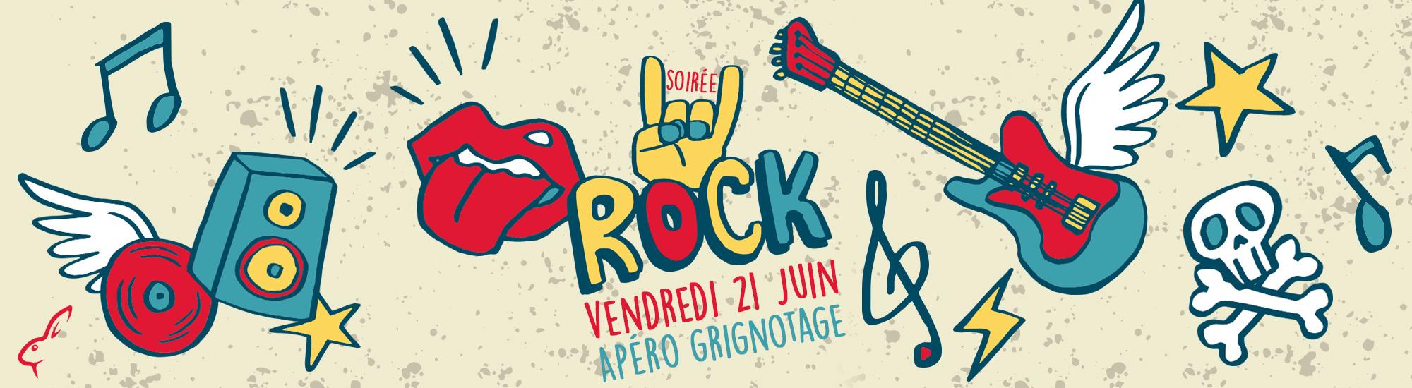 Fête de la Musique | Soirée Rock