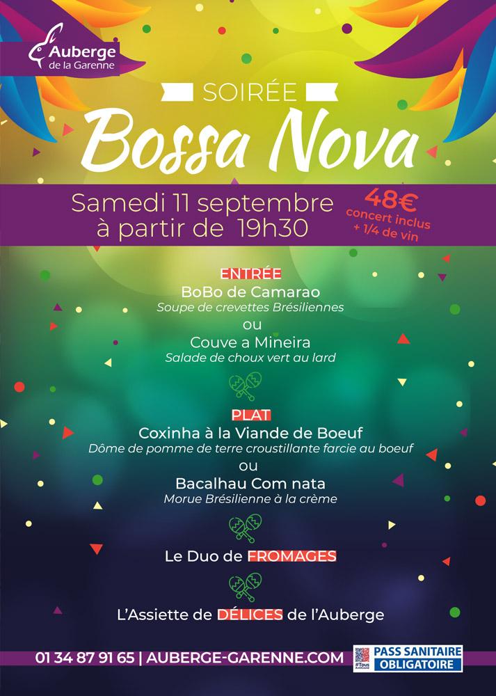 Soirée Bossa Nova
